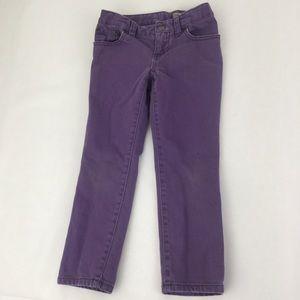 Ralph Lauren Purple Jeans